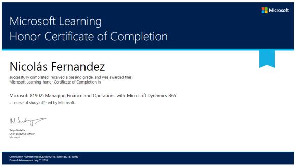 Certificado 81902